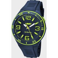 Limit Active Analogue Watch - Navy/Analog, NAVY/ANALOG