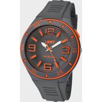 Limit Active Analogue Watch, Grey/ANALOG
