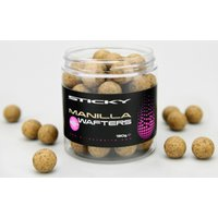 Sticky Baits Manilla Wafters 16mm, White/16MM