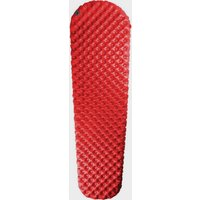 Sea To Summit Comfort Plus Insulated Sleeping Mat (with free Air, Red