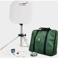 Falcon QS65 Portable Satellite TV System, Multi Coloured