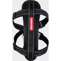 Ezy-Dog Chest Plate Dog Harness (Xl) - Black/Harnes, Black/HARNES