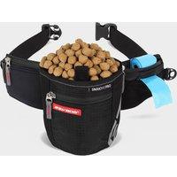 Ezy-Dog Snakpak-Pro Treat Bag - Black/Pro, Black/PRO