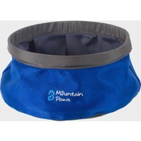 Mountain Paws Water Bowl (Small), Blue