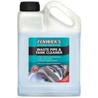 Fenwicks Waste Pipe & Tank Cleaner (1 Litre), Multi/1L