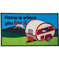 Quest 'Home Is Where You Park It' Mat