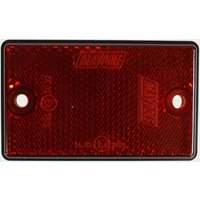 Maypole Red Oblong Reflector SA, Red