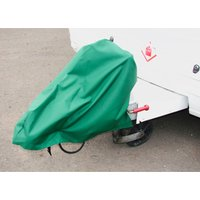 Maypole Universal Hitch Cover, Green