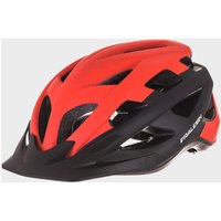 Raleigh Quest Cycling Helmet - Red/Black, Red