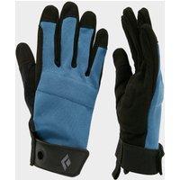 Black Diamond Crag Gloves, Blue/GLOVE