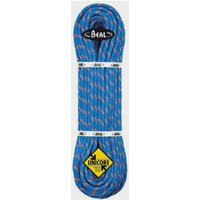 Beal Booster III 9.7mm Dry Cover Climbing Rope (70m), Blue