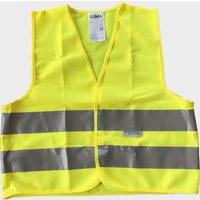 Luma Adult Safety Vest, Yellow