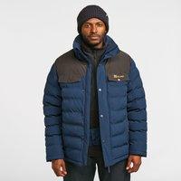 The Edge Men's Banff Insulated Snow Jacket, Navy