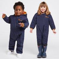 The Edge Children's Star Snowsuit, Navy