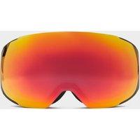 The Edge Aquilo Interchangeable Goggles  Black/grey
