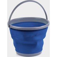 Hi-Gear Folding Bucket 10L - Blue/10L, Blue/10L