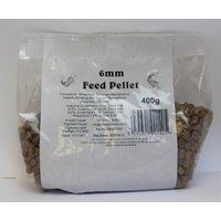 R Hutchinson 6mm Feed Pellet, Brown/PELLET