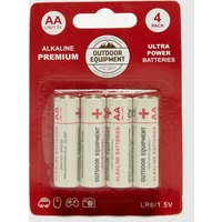 Handy Heroes Aa 4 Pack Alkaline Batteries - White/Batteri, White/BATTERI