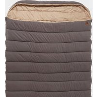 Robens The Coulee Ii Twin Sleeping Bag - Brown/Twin, Brown/TWIN