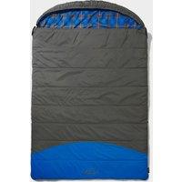 Coleman Basalt Double Sleeping Bag, Blue