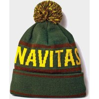 Navitas Ski Bobble Hat, Green