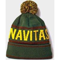 Navitas Ski Bobble Hat - Green, Green