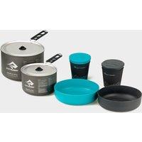 Sea To Summit Alpha 2 Pot Cook Set 2.2, Grey/Blue