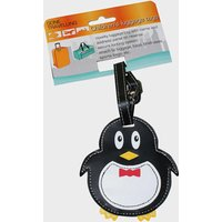 Boyz Toys Children Luggage Tags - Black/Grey, BLACK/GREY