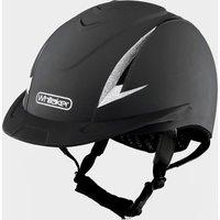 Whitaker Nrg Sparkle Helmet - Black/Black, Black/Black