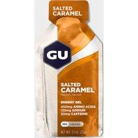 Gu Energy Gel - Salted Caramel - Brown, Brown
