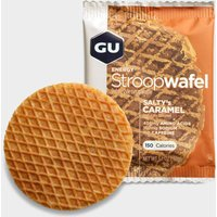 Gu Energy Stroopwafel - Salty's Caramel - Orange/Carame, ORANGE/CARAME
