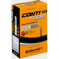 Continental Tour 28 (700C) Inner Tube (32-47) - Black, Black