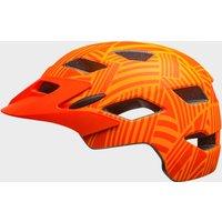 Bell Sidetrack Kids' Bike Helmet - Orange, Orange