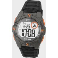 Limit 5695.67 Digital Watch - Black/Watc, BLACK/WATC