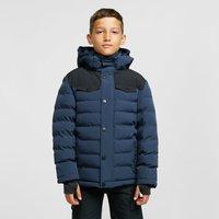 The Edge Kids Banff Insulated Jacket, Blue