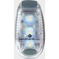 Ronhill Light Armband, White/CLIP