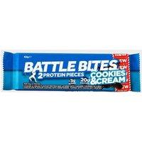 Battle Oats Battle Bites 20g (Cookies & Cream)
