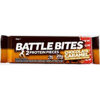Battle Oats Battle Bites 20G (Chocolate Caramel) - Caramel/Caramel, CARAMEL/CARAMEL
