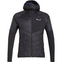 Salewa Men's Ortles Hybrid TW CLT Jacket, Black