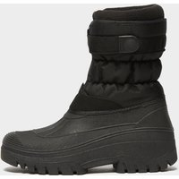 COTSWOLD Men's Chase Snow Boots, Black/BOOT