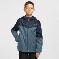 FreedomTrail Kids' Tempest Waterproof Jacket, Blue