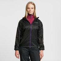 FreedomTrail Womens Tempest Waterproof Jacket, Black