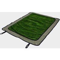 Westlake Grass Bivvy Mat Large  Grey