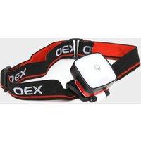 Oex Adapt LED Headlight & Lantern, Black