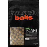 Munch Bio Marine 18mm Boilies 5kg Shelf Life, Brown/5