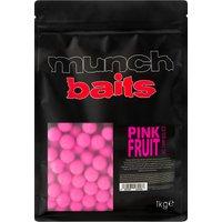 Munch Pink Fruit boilies 14mm 1kg