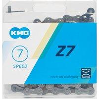KMC Chains Z7 Bike Chain, Silver/Silver