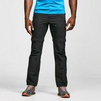 Dare 2B Mens Tuned In Ii Zip-Off Trousers - Black/Trouser, BLACK/TROUSER