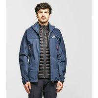 Mountain Equipment Mens Saltoro GORE-TEX Waterproof Jacket, Blue