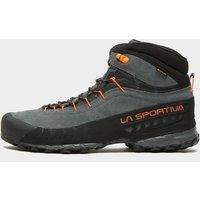La Sportiva Men's TX4 Mid GTX Walking Boots, Black/Orange